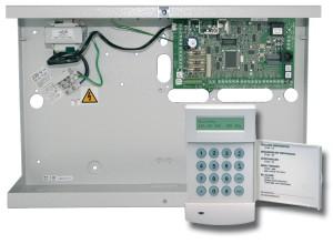 Galaxy G2-20 alarmsysteem voor het beveiligen van uw woning of bedrijf.